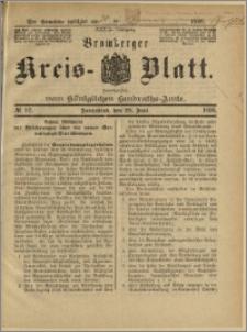 Bromberger Kreis-Blatt, 1890, nr 52