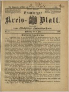Bromberger Kreis-Blatt, 1890, nr 55