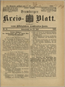 Bromberger Kreis-Blatt, 1890, nr 56
