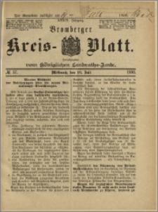 Bromberger Kreis-Blatt, 1890, nr 57