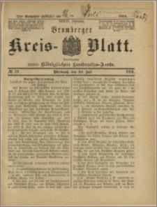 Bromberger Kreis-Blatt, 1890, nr 59