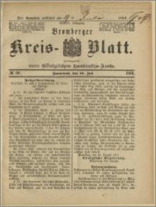 Bromberger Kreis-Blatt, 1890, nr 60