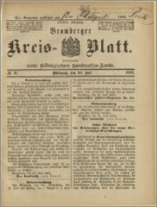 Bromberger Kreis-Blatt, 1890, nr 61