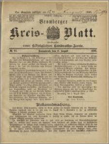 Bromberger Kreis-Blatt, 1890, nr 64