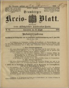 Bromberger Kreis-Blatt, 1890, nr 66