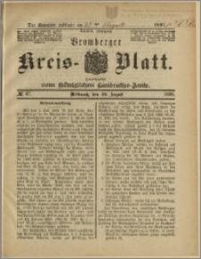 Bromberger Kreis-Blatt, 1890, nr 67