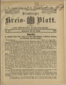 Bromberger Kreis-Blatt, 1890, nr 70