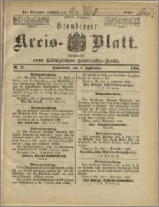 Bromberger Kreis-Blatt, 1890, nr 72