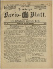 Bromberger Kreis-Blatt, 1890, nr 74