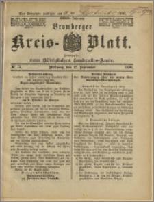 Bromberger Kreis-Blatt, 1890, nr 75