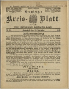 Bromberger Kreis-Blatt, 1890, nr 78
