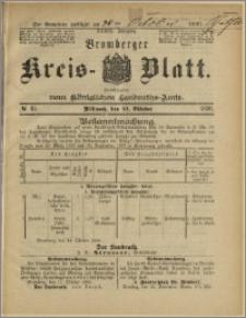 Bromberger Kreis-Blatt, 1890, nr 85