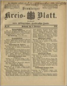 Bromberger Kreis-Blatt, 1890, nr 89