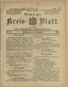 Bromberger Kreis-Blatt, 1890, nr 91