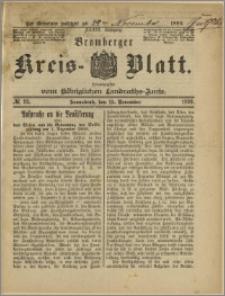 Bromberger Kreis-Blatt, 1890, nr 92