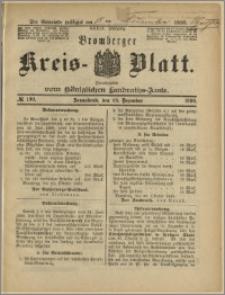 Bromberger Kreis-Blatt, 1890, nr 100
