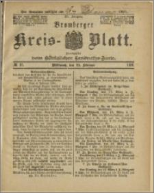 Bromberger Kreis-Blatt, 1891, nr 16