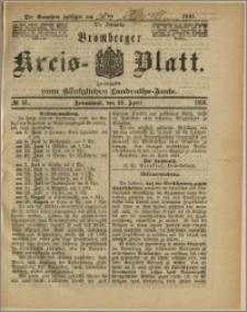 Bromberger Kreis-Blatt, 1891, nr 33