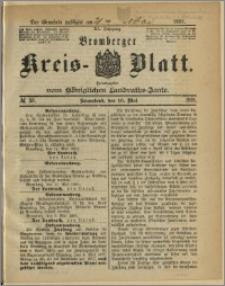 Bromberger Kreis-Blatt, 1891, nr 39