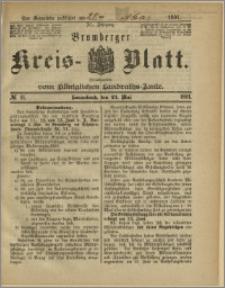 Bromberger Kreis-Blatt, 1891, nr 41