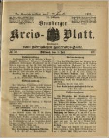 Bromberger Kreis-Blatt, 1891, nr 52