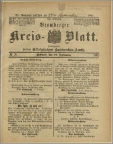 Bromberger Kreis-Blatt, 1891, nr 76