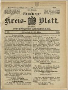 Bromberger Kreis-Blatt, 1892, nr 23