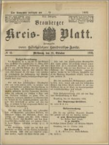 Bromberger Kreis-Blatt, 1892, nr 82