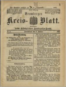 Bromberger Kreis-Blatt, 1893, nr 2
