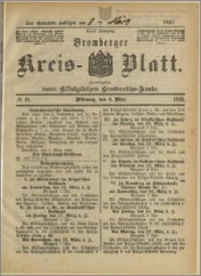 Bromberger Kreis-Blatt, 1893, nr 19