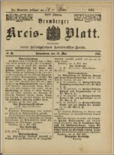 Bromberger Kreis-Blatt, 1895, nr 40