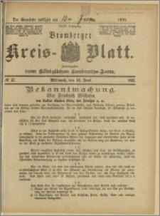 Bromberger Kreis-Blatt, 1895, nr 47