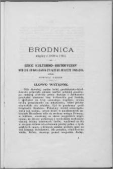 Brodnica między r. 1819 a 1863 : szkic kulturalno-historyczny według opowiadania żyjącego jeszcze świadka