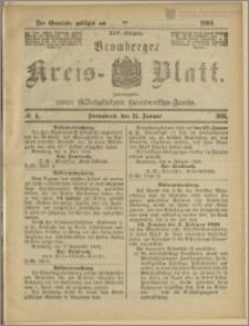 Bromberger Kreis-Blatt, 1896, nr 4