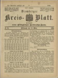 Bromberger Kreis-Blatt, 1896, nr 25