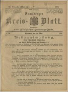 Bromberger Kreis-Blatt, 1896, nr 39