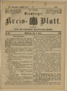 Bromberger Kreis-Blatt, 1896, nr 45
