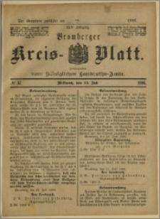 Bromberger Kreis-Blatt, 1896, nr 57