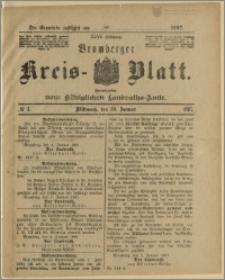 Bromberger Kreis-Blatt, 1897, nr 3