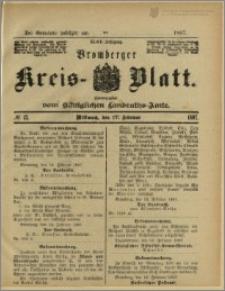 Bromberger Kreis-Blatt, 1897, nr 13