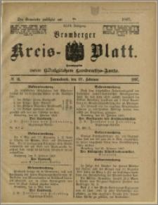 Bromberger Kreis-Blatt, 1897, nr 16