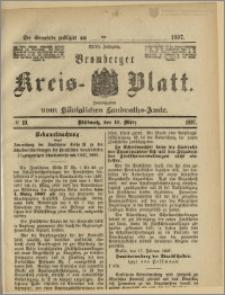 Bromberger Kreis-Blatt, 1897, nr 19