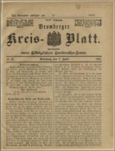 Bromberger Kreis-Blatt, 1897, nr 27