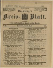 Bromberger Kreis-Blatt, 1897, nr 28