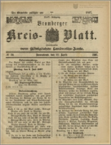 Bromberger Kreis-Blatt, 1897, nr 30