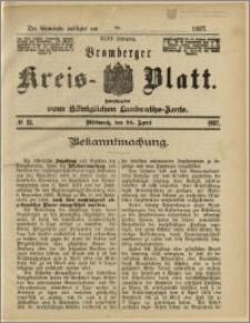 Bromberger Kreis-Blatt, 1897, nr 33