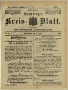 Bromberger Kreis-Blatt, 1897, nr 44
