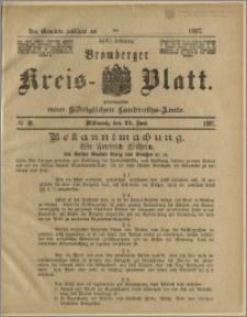 Bromberger Kreis-Blatt, 1897, nr 49