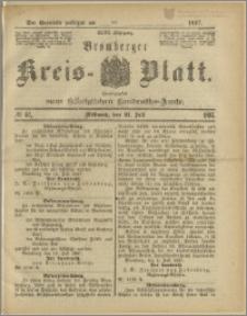 Bromberger Kreis-Blatt, 1897, nr 57