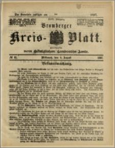 Bromberger Kreis-Blatt, 1897, nr 61